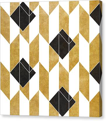 Pattern Canvas Print - Geo Pattern IIi by South Social Studio