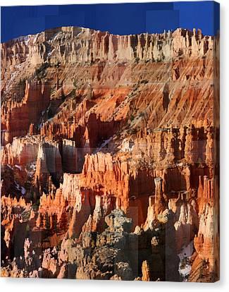 Geology Triptych - Three Canvas Print