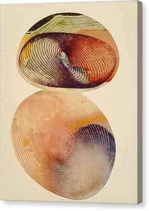 Geometric Canvas Print by Jeremy Johnson