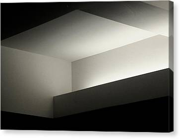 Geometrica Canvas Print by Christopher McKenzie