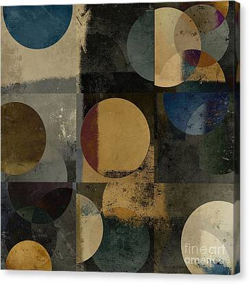 Geomix 01 - 111bt2a Canvas Print by Variance Collections