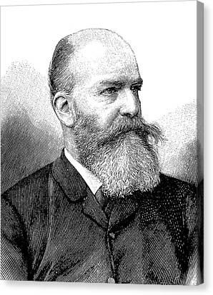 Georg Ebers Canvas Print