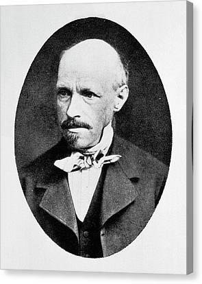 Georg Meissner Canvas Print