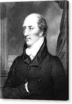 George Canning Canvas Print