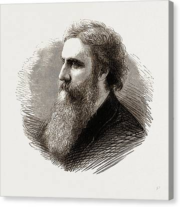 St George Canvas Print - George Macdonald by Litz Collection
