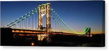 George Washington Bridge Canvas Print by Yue Wang