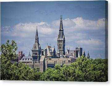 Georgetown University Canvas Print
