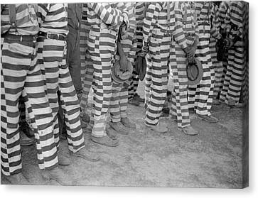Georgia Prisoners, 1941 Canvas Print by Granger