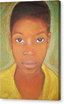 Georgia Canvas Print by Terri Ana Stokes