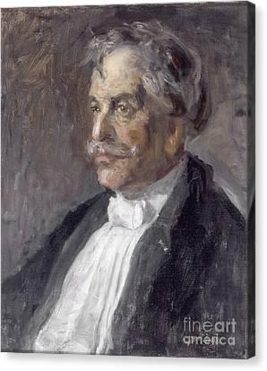Gerard Anton Van Hamel Canvas Print