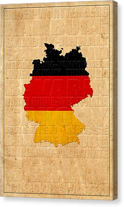 Germany Canvas Print by Andrew Fare