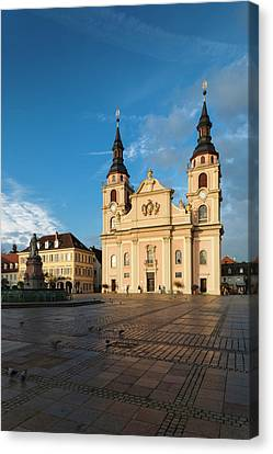 Germany, Baden-wurttemburg Canvas Print