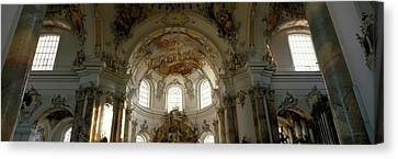 Historic Architecture Canvas Print - Germany, Ottobeuren by Panoramic Images