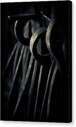 Canvas Print featuring the photograph Get A Grip... by Russell Styles
