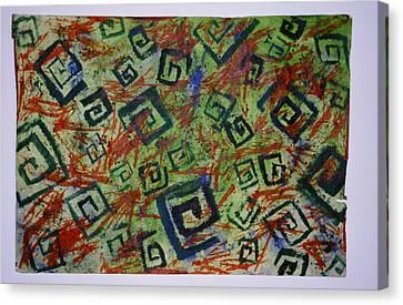 Ghana No 5 Canvas Print