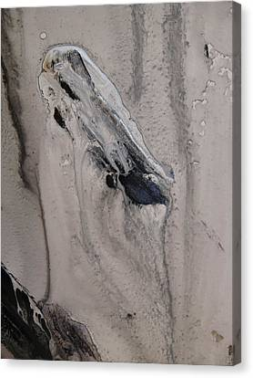 Ghost Story 1 Canvas Print