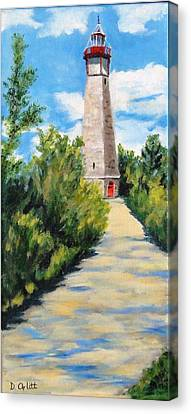 Gibraltar Point Lighthouse Canvas Print