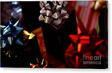 Gifts Canvas Print by Linda Shafer