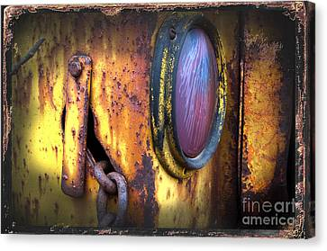 Gilded Age Revisited Canvas Print by The Stone Age
