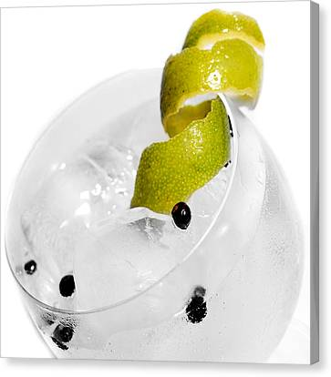 Gintonic Detail Canvas Print