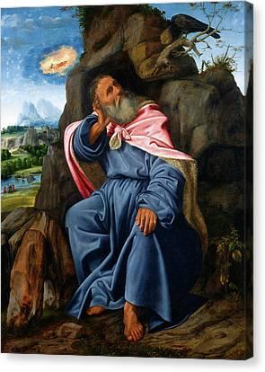 Giovanni Girolamo Savoldo Italian, C. 1480-1548 Or Canvas Print by Litz Collection