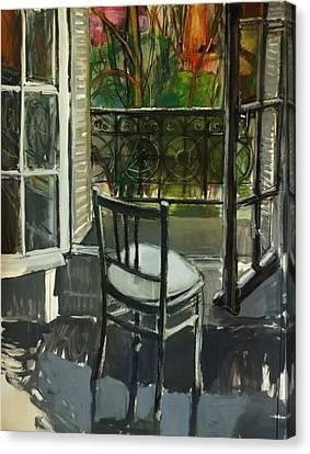 Girardon No 5 Canvas Print