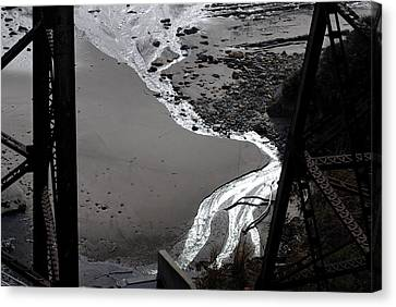 Girder Canvas Print