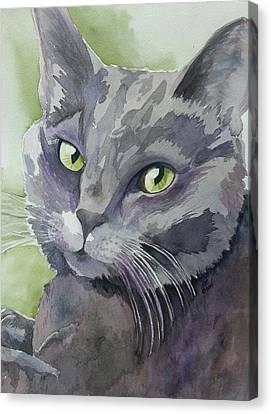 Girlfriend Canvas Print