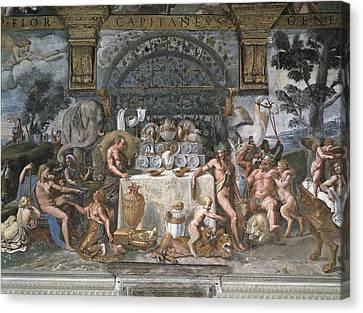 Giulio Romano, Giulio Pippi, Called Canvas Print