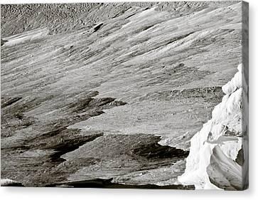 Glacier Canvas Print by Frank Tschakert
