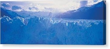 Glacier In A National Park, Moreno Canvas Print by Panoramic Images