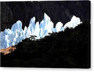 Glacier Onelli Canvas Print