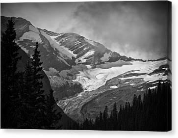 Glacier Canvas Print by Stuart Deacon