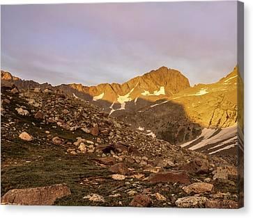 Gladstone Peak Canvas Print