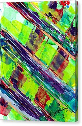 Glass Bridge Canvas Print