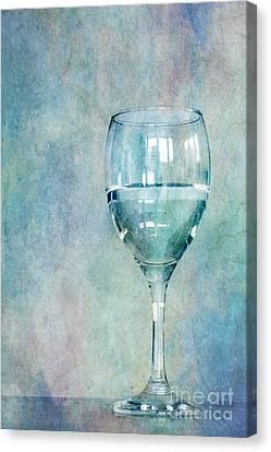 Gloss Canvas Print - Glass by Svetlana Sewell