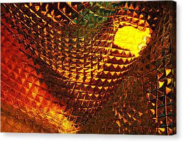 Glass Works 13 Canvas Print