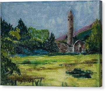 Glendalough Canvas Print