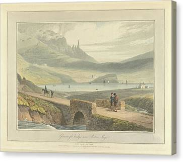 Glenvargle Bridge Canvas Print by British Library