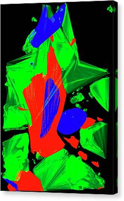 Glial Cells Canvas Print