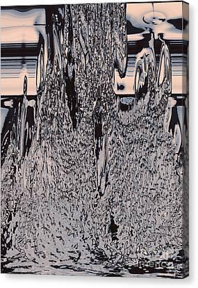 Global Warming Canvas Print by Gerlinde Keating - Galleria GK Keating Associates Inc