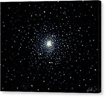Globular Canvas Print by Timothy Benz
