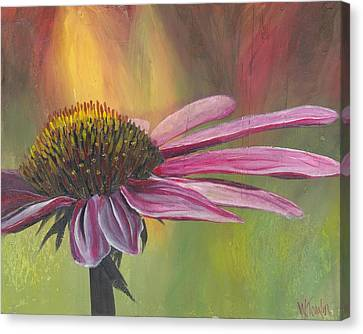 'glory In Bloom' Canvas Print