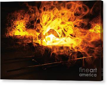 Glory Of The Lord Canvas Print by Eric Bouchoc