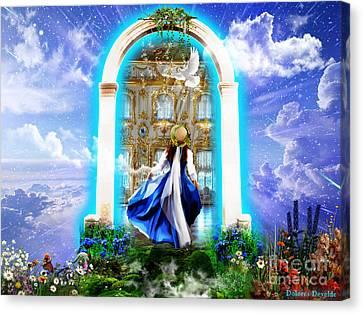 Glory Portal  Canvas Print