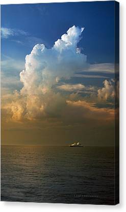 Glory Canvas Print by Rima Biswas