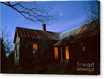Glowing On The Inside Canvas Print by Craig Dykstra
