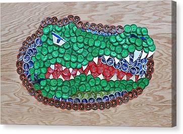 Go Gators  Canvas Print