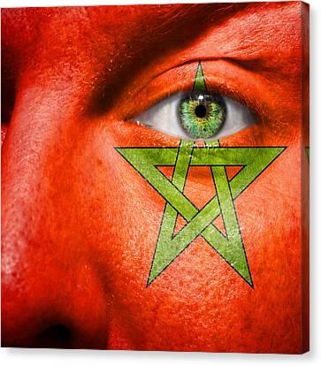Go Morocco Canvas Print by Semmick Photo
