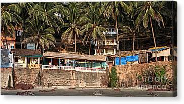 Goa Beach Canvas Print by Oleksii Vovk
